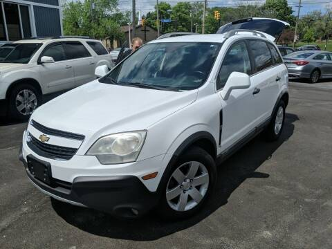 2012 Chevrolet Captiva Sport for sale at Richland Motors in Cleveland OH