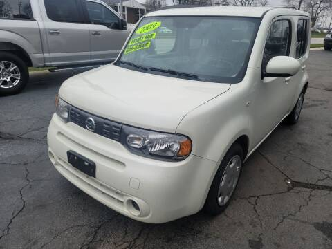 2009 Nissan cube for sale at EL SOL AUTO MART in Franklin Park IL