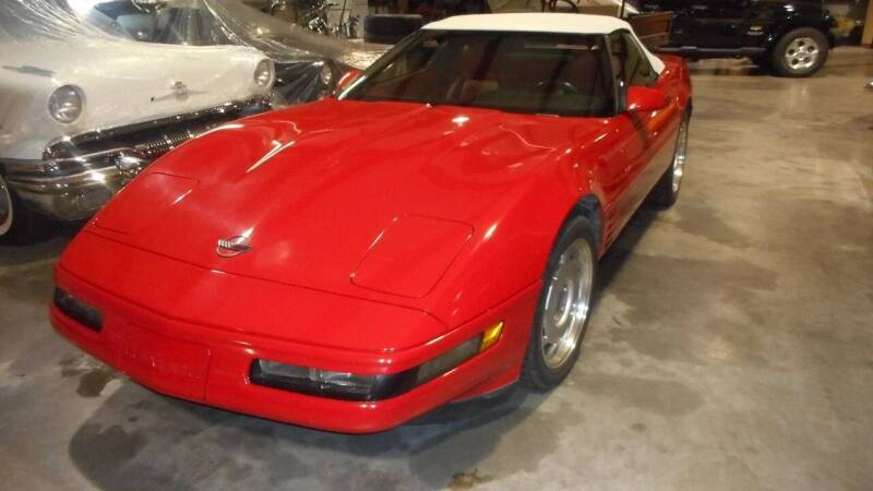 1992 Chevrolet Corvette for sale at Classic Connections in Greenville NC