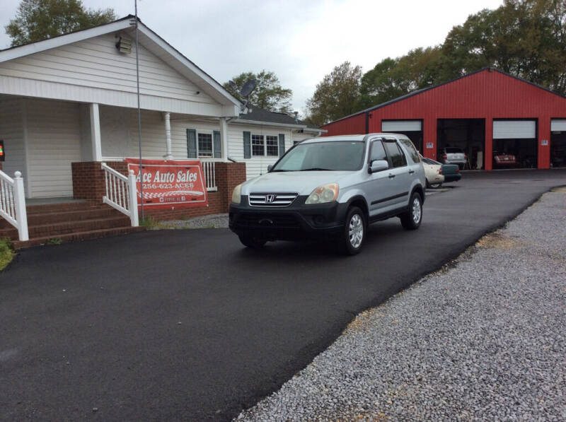 2005 Honda CR-V for sale at Ace Auto Sales - $1200 DOWN PAYMENTS in Fyffe AL