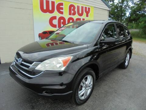 2011 Honda CR-V for sale at Right Price Auto Sales in Murfreesboro TN