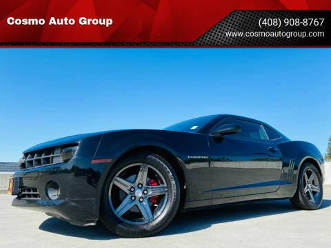 2012 Chevrolet Camaro for sale at Cosmo Auto Group in San Jose CA