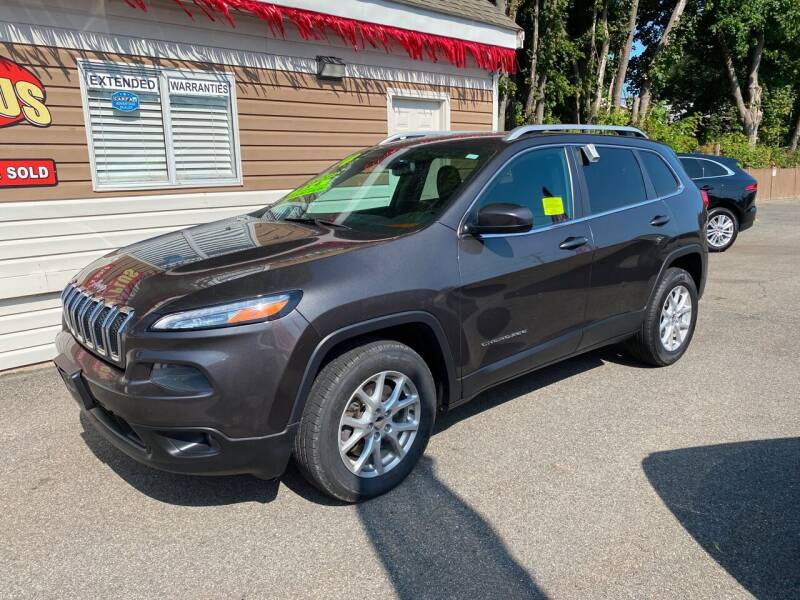 2014 Jeep Cherokee for sale at Auto Plus in Amesbury MA