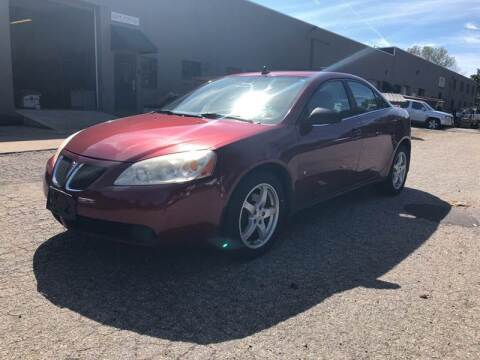 2009 Pontiac G6 for sale at Auto King Picture Cars in Westchester County NY