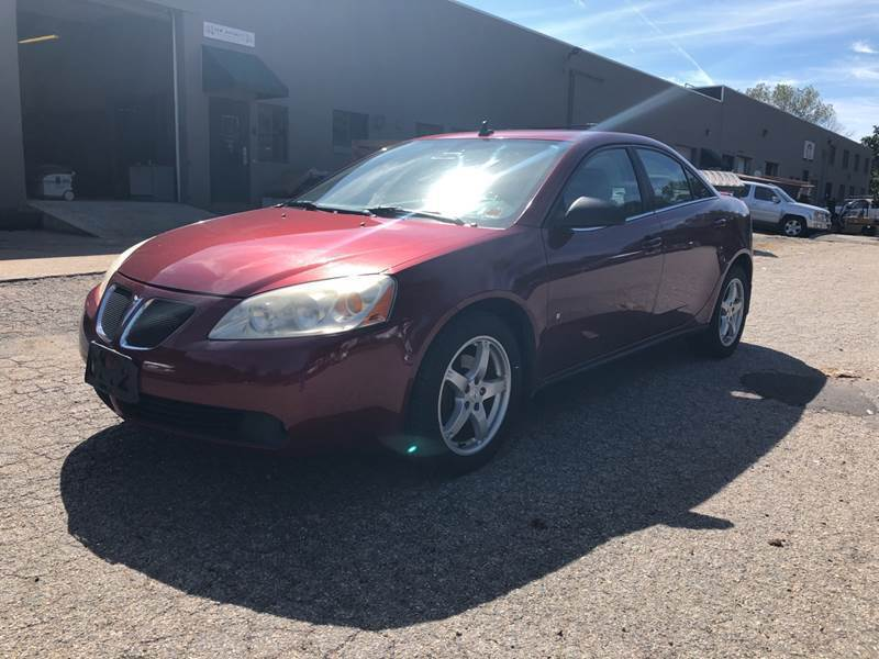 2009 Pontiac G6 for sale at Auto King Picture Cars in Pound Ridge NY