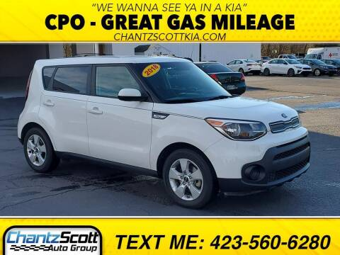2018 Kia Soul for sale at Chantz Scott Kia in Kingsport TN