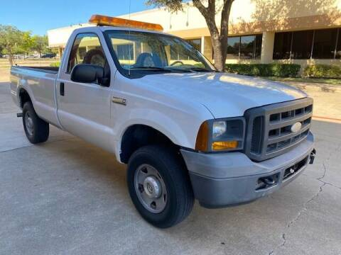 2005 Ford F-250 Super Duty for sale at KAM Motor Sales in Dallas TX