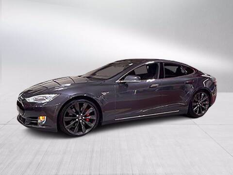 2015 Tesla Model S for sale at Fitzgerald Cadillac & Chevrolet in Frederick MD