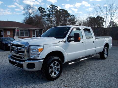 2015 Ford F-250 Super Duty for sale at Carolina Auto Connection & Motorsports in Spartanburg SC