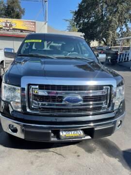 2014 Ford F-150 for sale at Rey's Auto Sales in Stockton CA