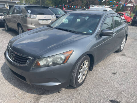 2009 Honda Accord for sale at Trocci's Auto Sales in West Pittsburg PA