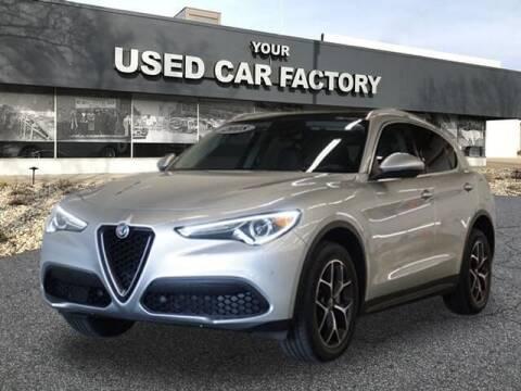 2018 Alfa Romeo Stelvio for sale at JOELSCARZ.COM in Flushing MI