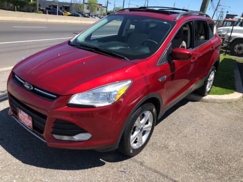 2013 Ford Escape for sale at STATE AUTO SALES in Lodi NJ