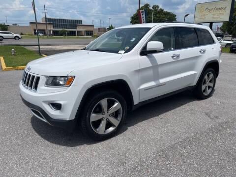 2014 Jeep Grand Cherokee for sale at Southeast Auto Inc in Walker LA