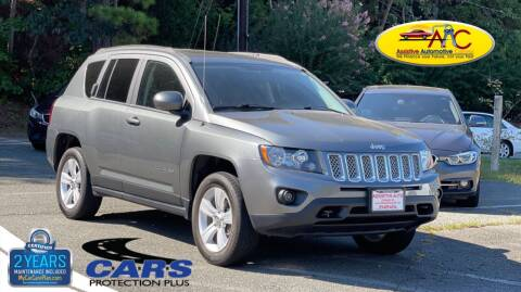2014 Jeep Compass for sale at Assistive Automotive Center in Durham NC