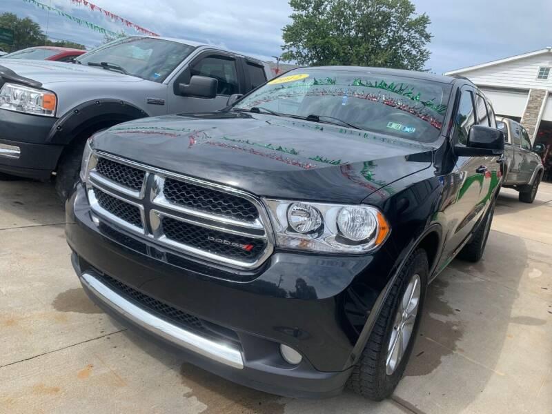 2012 Dodge Durango for sale at Bizzarro's Championship Auto Row in Erie PA