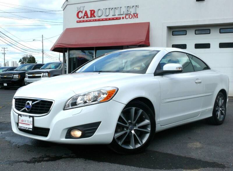 2011 Volvo C70 for sale at MY CAR OUTLET in Mount Crawford VA