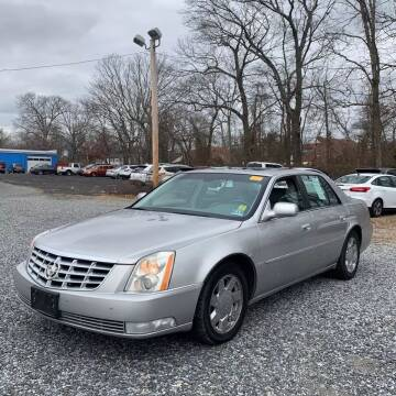 2007 Cadillac DTS for sale at CRS 1 LLC in Lakewood NJ