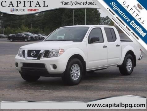 2018 Nissan Frontier for sale at Capital Cadillac of Atlanta in Smyrna GA