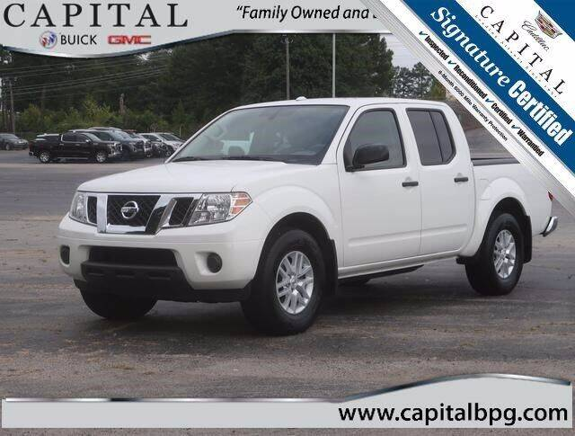 2018 Nissan Frontier for sale at Capital Cadillac of Atlanta in Smyrna GA