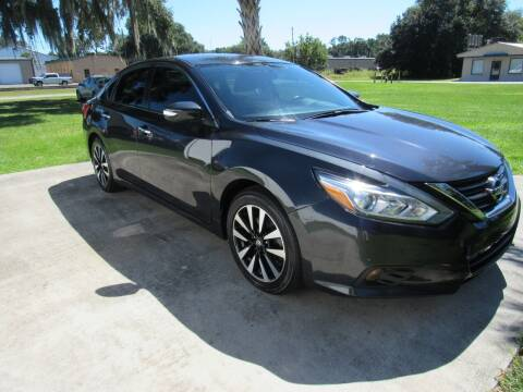 2018 Nissan Altima for sale at D & R Auto Brokers in Ridgeland SC