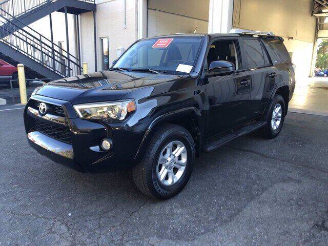 2017 Toyota 4Runner for sale at Summit Credit Union Auto Buying Service in Winston Salem NC