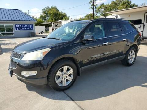 2010 Chevrolet Traverse for sale at Kell Auto Sales, Inc - Grace Street in Wichita Falls TX