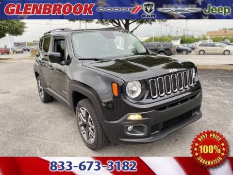 2015 Jeep Renegade for sale at Glenbrook Dodge Chrysler Jeep Ram and Fiat in Fort Wayne IN