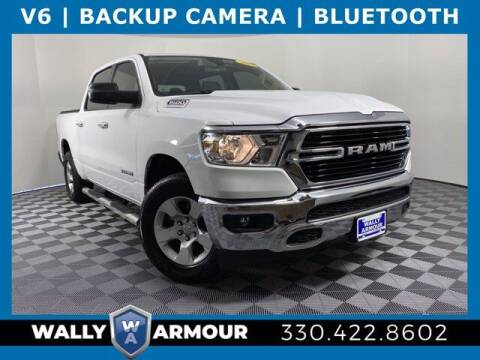 2019 RAM Ram Pickup 1500 for sale at Wally Armour Chrysler Dodge Jeep Ram in Alliance OH