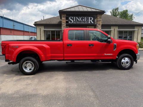 2017 Ford F-350 Super Duty for sale at Singer Auto Sales in Caldwell OH