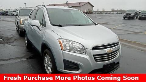 2016 Chevrolet Trax for sale at Nyhus Family Sales in Perham MN