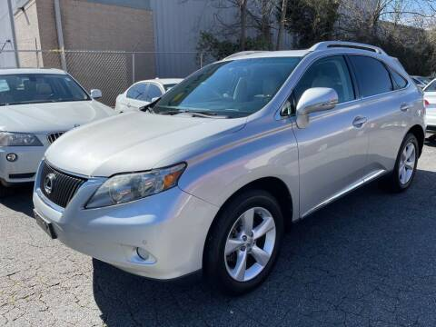 2011 Lexus RX 350 for sale at Quality Autos in Marietta GA