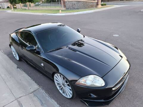 2007 Jaguar XK-Series for sale at Fast Trac Auto Sales in Phoenix AZ