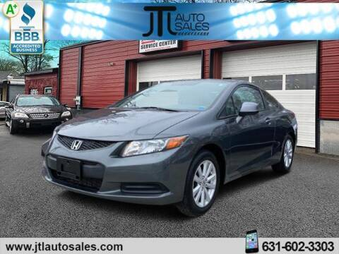 2012 Honda Civic for sale at JTL Auto Inc in Selden NY
