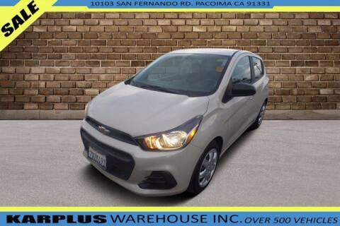 2017 Chevrolet Spark for sale at Karplus Warehouse in Pacoima CA