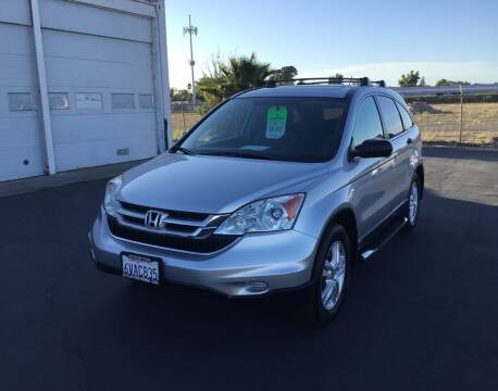 2011 Honda CR-V for sale at My Three Sons Auto Sales in Sacramento CA