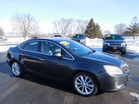 2014 Buick Verano for sale at North State Motors in Belvidere IL