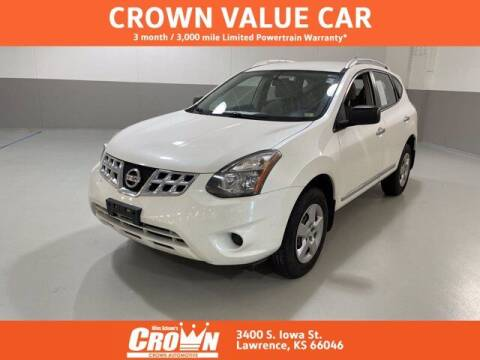 2015 Nissan Rogue Select for sale at Crown Automotive of Lawrence Kansas in Lawrence KS