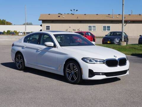 2021 BMW 5 Series for sale at Park Place Motor Cars in Rochester MN