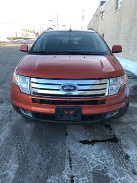 2008 Ford Edge for sale at Scott's Automotive in West Allis WI
