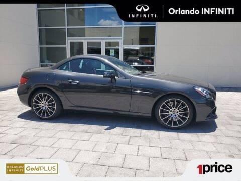 2019 Mercedes-Benz SLC for sale at Orlando Infiniti in Orlando FL
