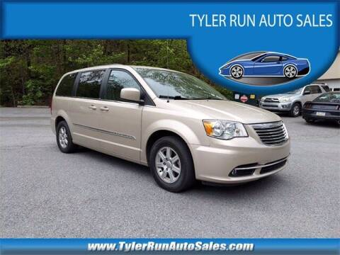 2012 Chrysler Town and Country for sale at Tyler Run Auto Sales in York PA