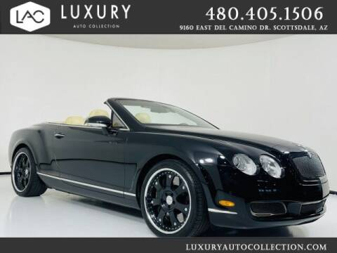 2007 Bentley Continental for sale at Luxury Auto Collection in Scottsdale AZ