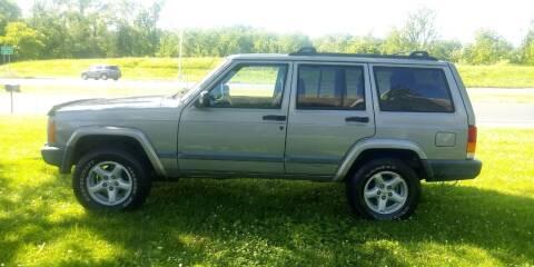 2000 Jeep Cherokee for sale at Motorsport Garage in Neshanic Station NJ