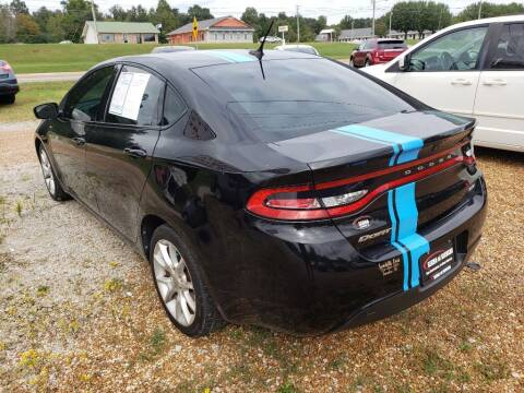2013 Dodge Dart for sale at Scarletts Cars in Camden TN