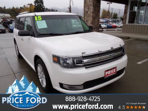 2015 Ford Flex for sale at Price Ford Lincoln in Port Angeles WA