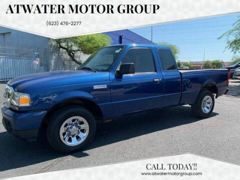 2009 Ford Ranger for sale at Atwater Motor Group in Phoenix AZ