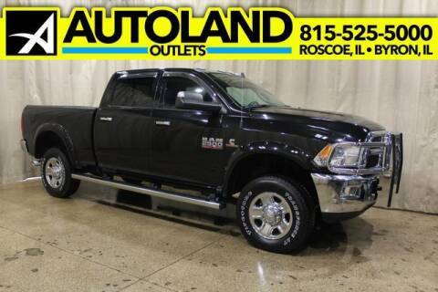 2018 RAM Ram Pickup 2500 for sale at AutoLand Outlets Inc in Roscoe IL