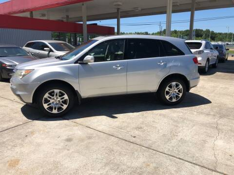 2009 Acura MDX for sale at Baton Rouge Auto Sales in Baton Rouge LA