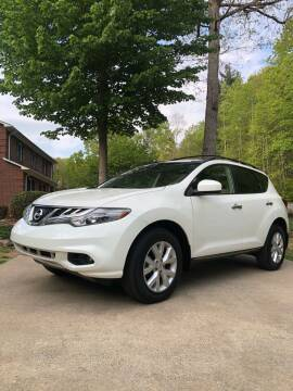 2011 Nissan Murano for sale at Judy's Cars in Lenoir NC